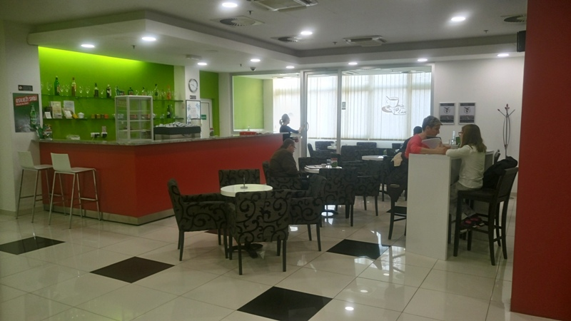 Caffe bar Amareto